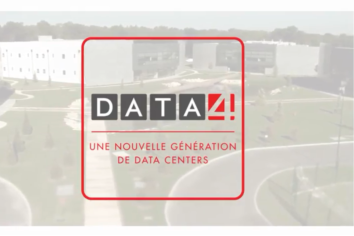 Les data center du futur : DATA4 DC next generation. Data center nouvelle generation