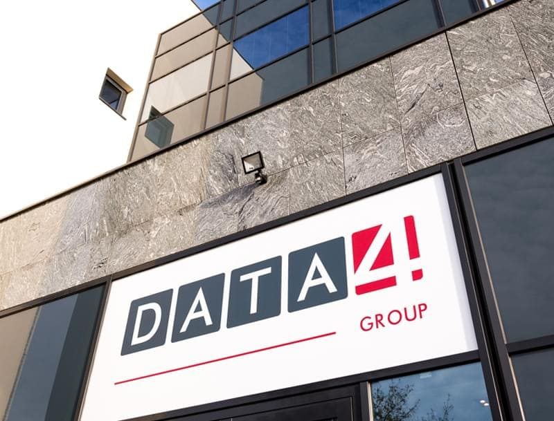 DATA4 is founded