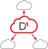 Le système D4 Hub Cloud