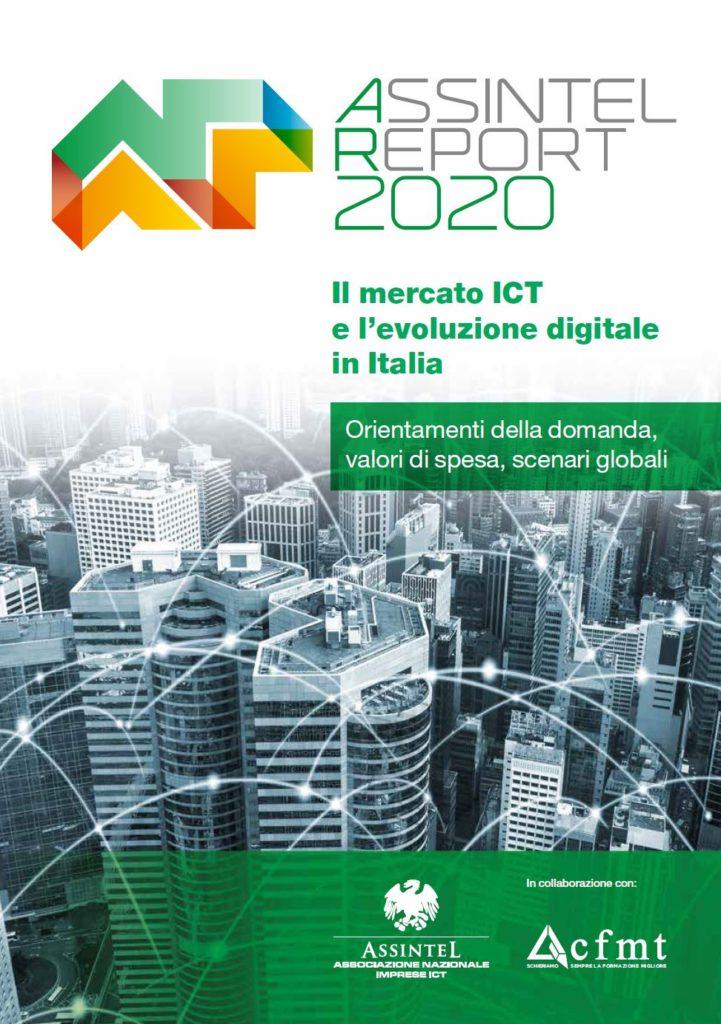 [White Paper] Assintel Report 2020 – Il mercato ICT e l evoluzione digitale in Italia